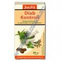 Diab Kontroll gyógynövényekkel, 80 db JutaVit