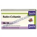 Rutin + C vitamin 60 db JutaVit
