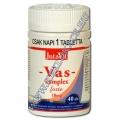 Vas komplex Forte 18 mg, 40 db JutaVit